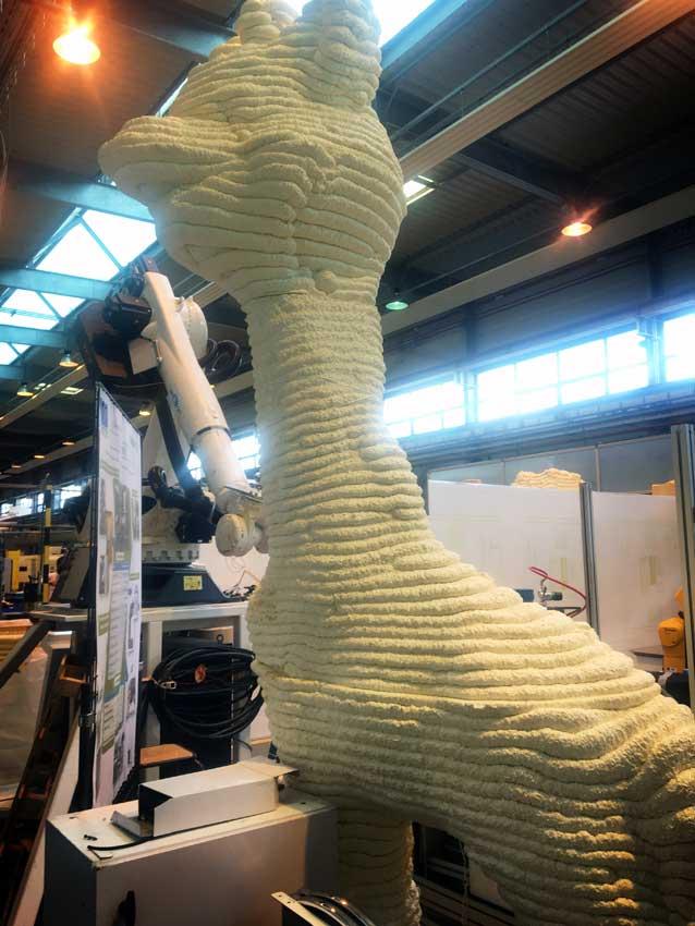 Fomicom Polyurethane Insulation Foam For 3d Printing
