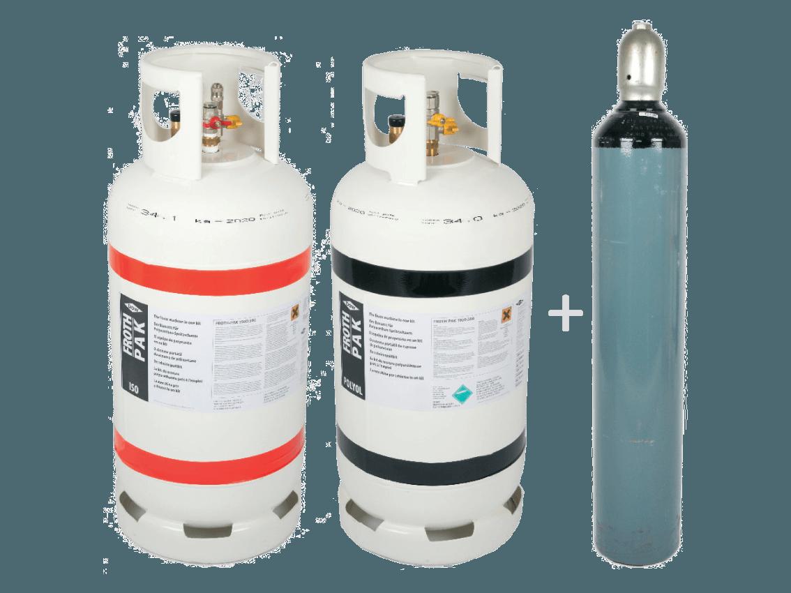 Buy Froth-Pak sprayfoam insulation