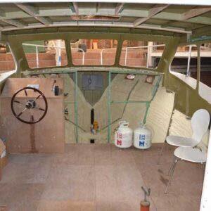 Boat insulation