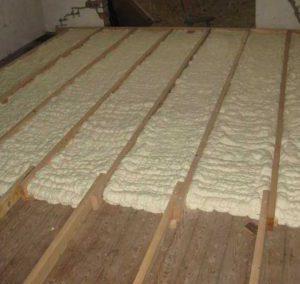 Izolacja stropów