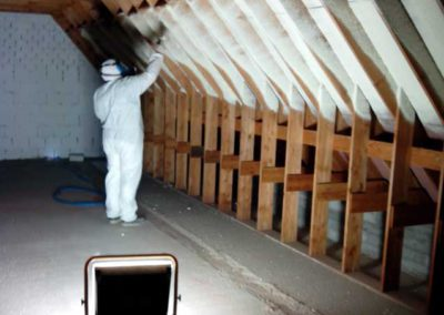 Roof & Attic Insulation