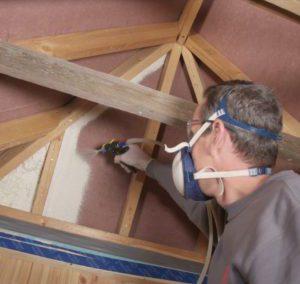 Aislamiento de tejados y desvanes