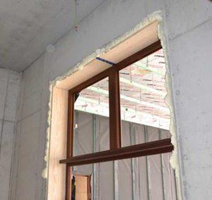 Izolacja okien